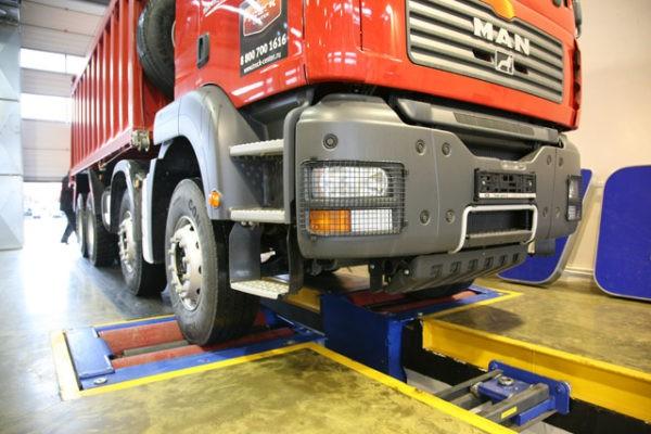 Для прохождения техосмотра грузовой машины потребуются такие же документы