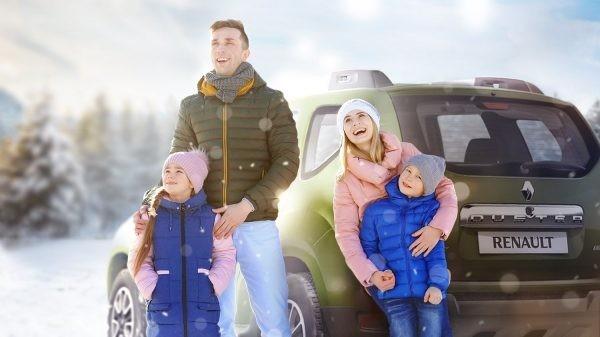 Чтобы участвовать в программе «Семейный автомобиль», в семье должно быть двое детей