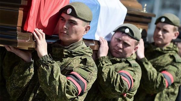 Если военный погиб в ходе службы, выплаты получают его родственники
