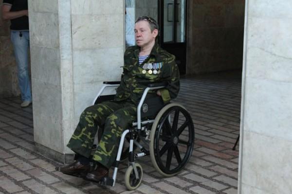 Если в ходе службы военный стал инвалидом, он имеет право на пенсию по инвалидности