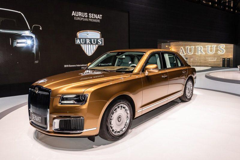 Автомобили, подпадающие под налог на роскошь
