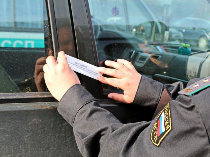 """Машину с """"чужими"""" запчастями могут арестовать и опечатать до выяснения обстоятельств"""