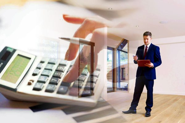 Оценка квартиры сотрудником оценочной компании