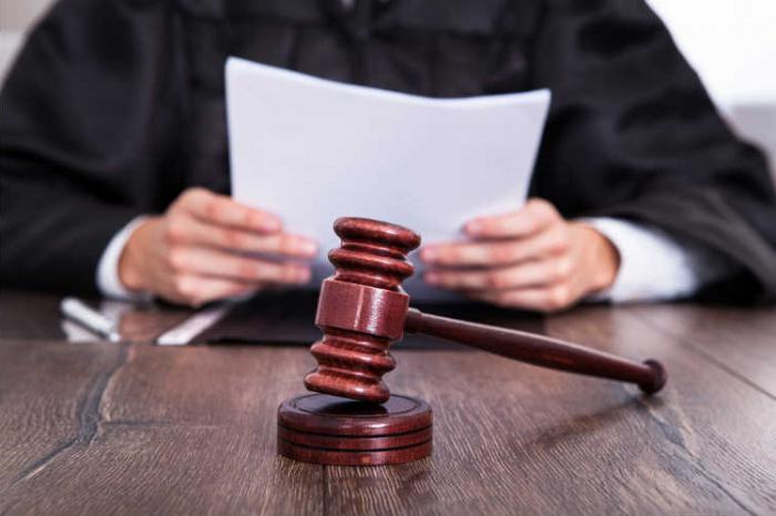 После предоставления доказательств судья решит, насколько они правомерны