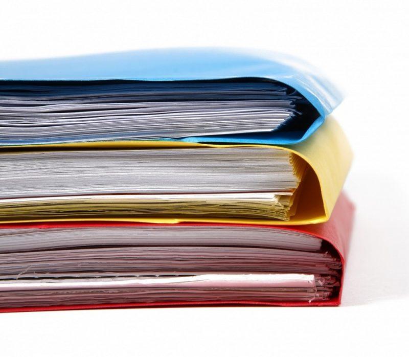 Универсальный пакет документов, требуемый для получения лицензии, включает в себя необходимый минимум справок и документов