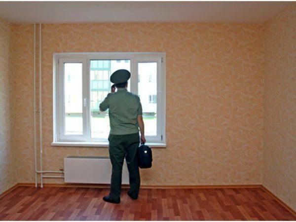 Военнослужащий покупает квартиру