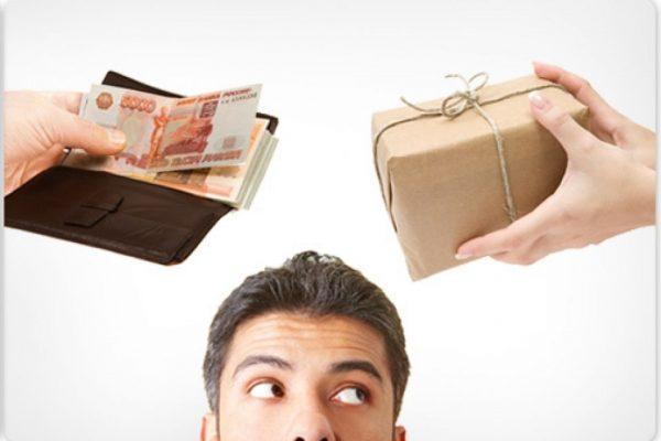 Возврат денежных средств за товар