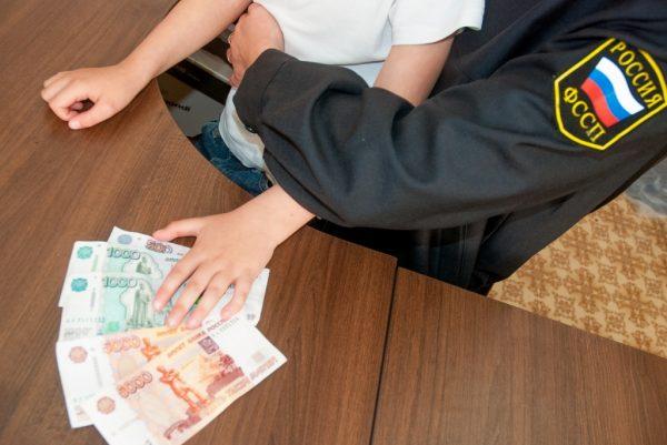 Взыскание алиментов с должника законными способами на территории страны