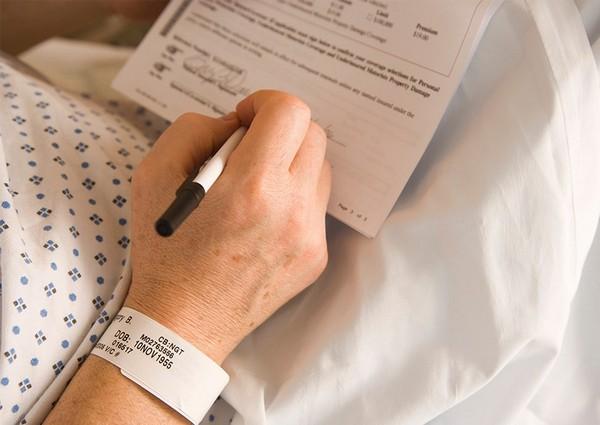 Отказ от медицинского вмешательства