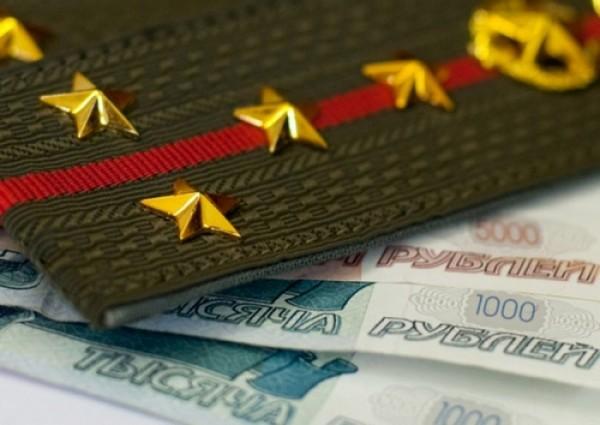 Постепенно и пенсия, и денежное довольствие повышаются