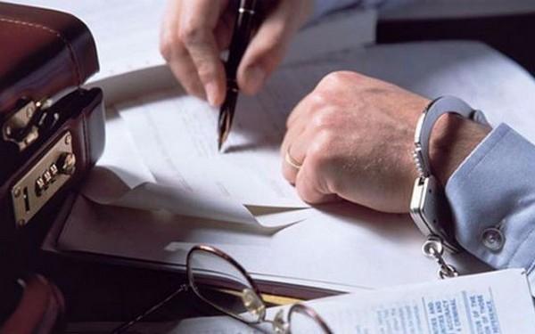 За подделку подписей возможна и административная ответственность