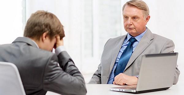 Нельзя отстранить сотрудника от работы без каких-либо оснований