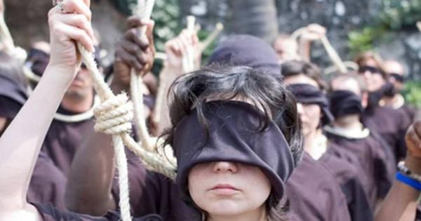 В некоторых странах разрешена смертная казнь