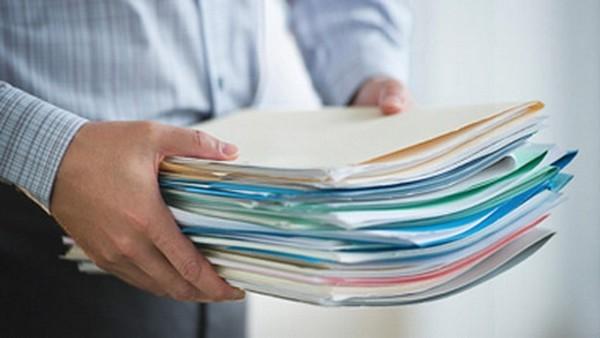 К жалобе должны быть прикреплены определенные документы