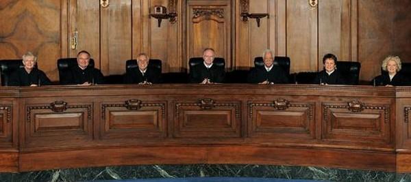 Решение выносится несколькими судьями