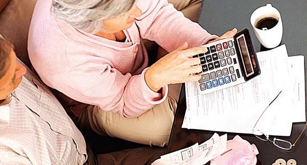 При расчете пенсии учитываются записи из трудовой книжки