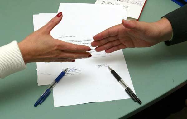 В документе указывают условия и положения, основанные на воле сторон