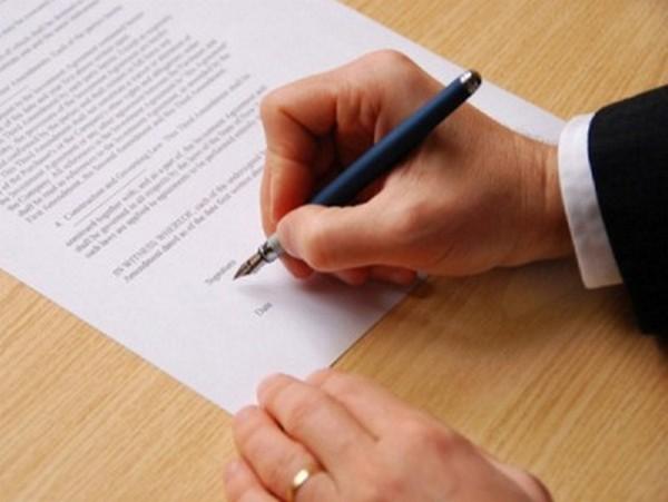 Подтверждение полномочий должно быть в виде официального документа
