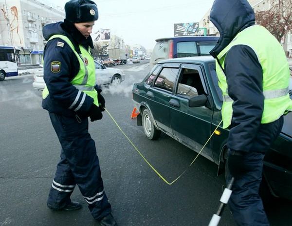 Сотрудники ГИБДД должны зафиксировать факт и детали аварии