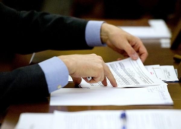 Как правило, заявления и документы рассматриваются не очень долго