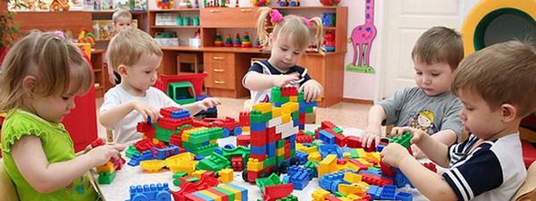 По месту регистрации ребенка можно устроить в детский сад