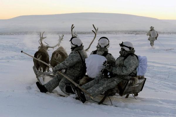 Военные, служившие на Крайнем Севере, имеют более высокую пенсию