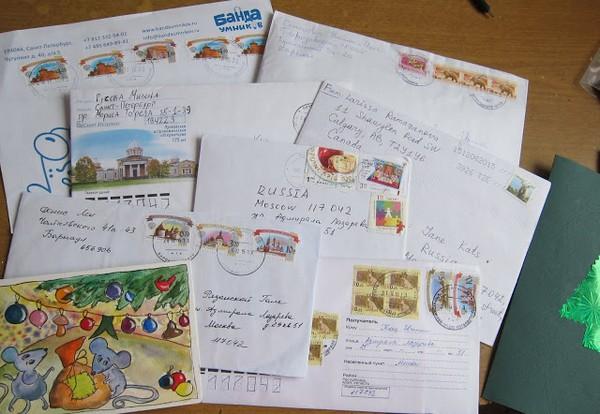 Письма и открытки, как правило, не страхуются, их вложения не оцениваются