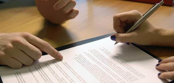 При необходимости работник может внести коррективы в документ