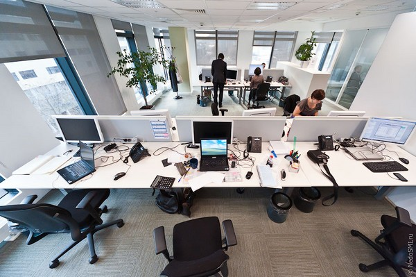 Место работы и рабочее место – разные вещи