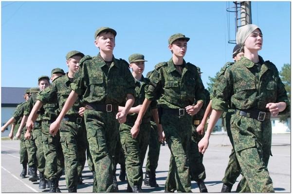 Военная подготовка действует с 1998 года