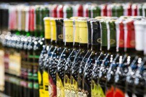 Употребление напитков, содержащих в своем составе алкоголь