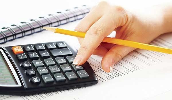 Учет производится на основании бухгалтерских отчетов за конкретный временной период