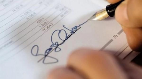 Существуют разные способы подделки подписей, распознать которой порой непросто