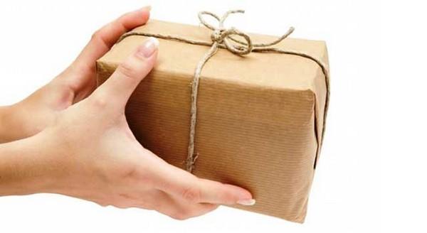 Если посылка не была получена в течение месяца, ее отправляют обратно адресанту