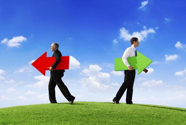 Можно отойти от роли принимающей решение стороны в конкретном вопросе, если возникает конфликт интересов