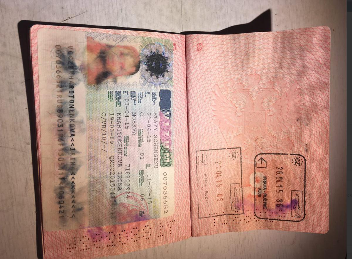 Если состояние паспорта неудовлетворительное, сотрудники имеют право отказать в регистрации