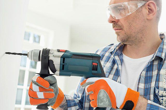 Громкость ремонтных работ в несколько раз превышает норму шума