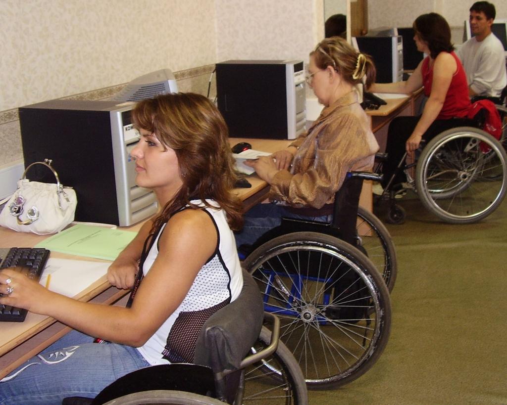 Инвалиды второй группы при определенной поддержке со стороны могут быть работоспособны