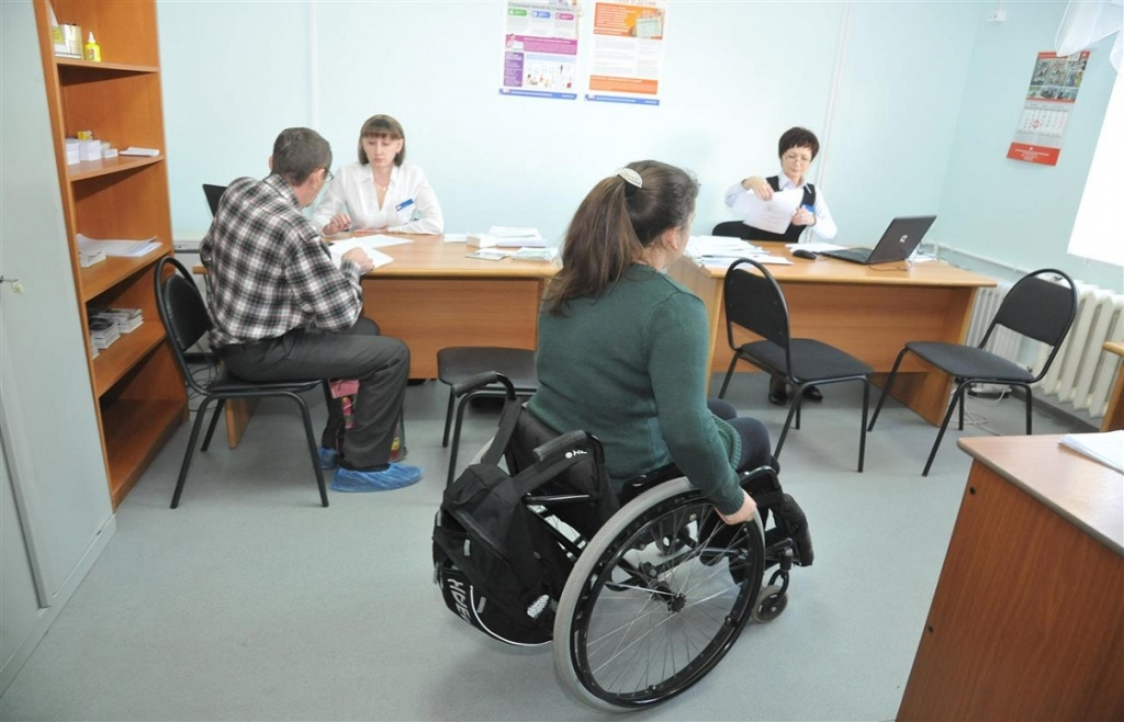МСЭ включает в себя обязательную беседу с больным или его представителем