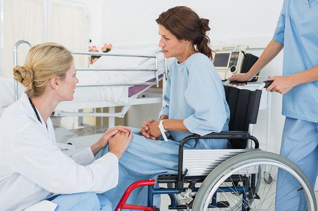 Многие инвалиды время от времени проходят переосвидетельствование