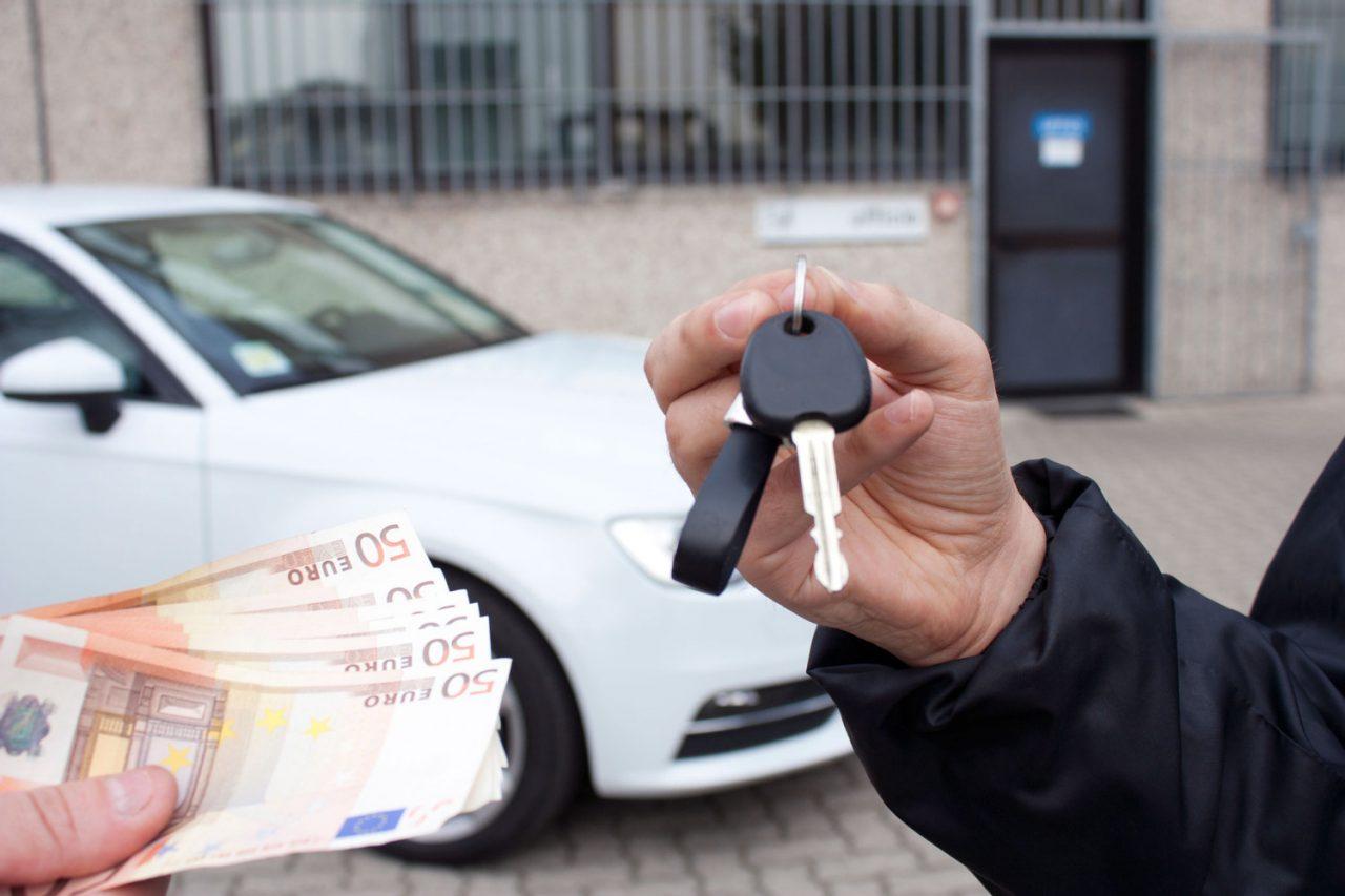 Пример договора купли продажи автомобиля
