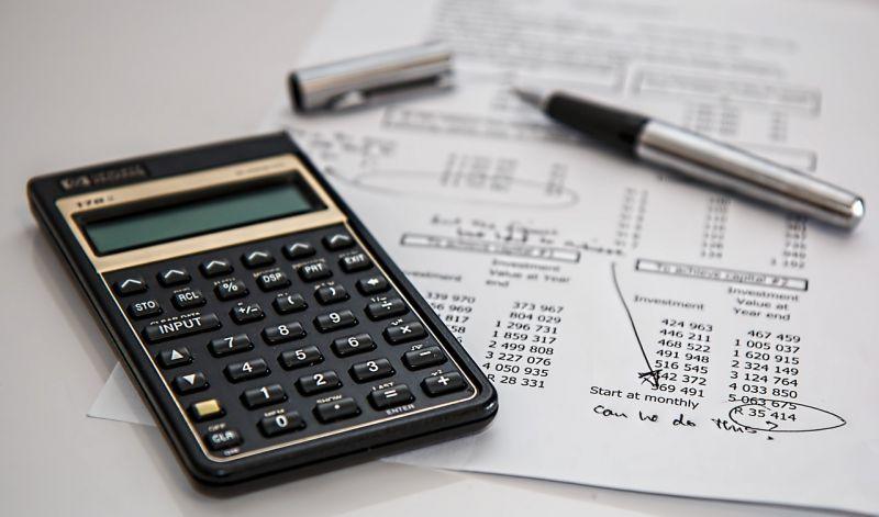 Расчет налога основывается на ставке и налоговой базе
