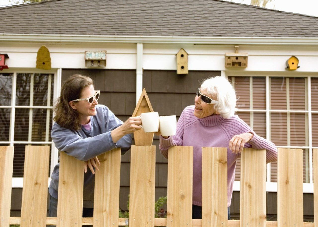 Содействие соседей поможет выиграть дело в суде