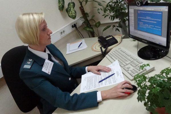 Сотрудники ФНС проверяют документы на возврат подоходного налога