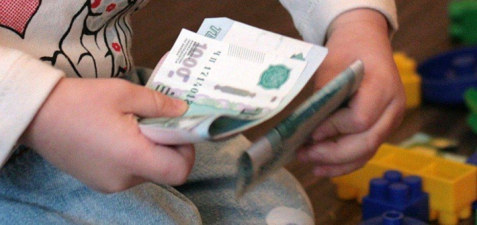 Твердая денежная сумма взыскивается с бывших супругов, не имеющих постоянного заработка