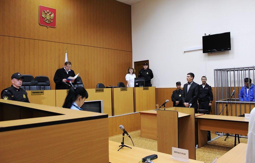 участие в судебном заседании