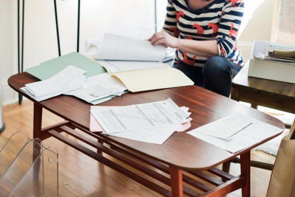 Сбор требуемых документов для оформления вычета