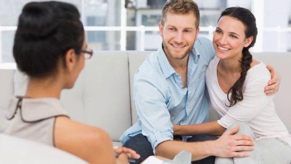 Пройдите беседу с психологом