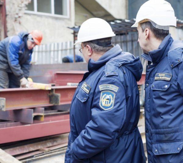 государственный архитектурный строительный надзор