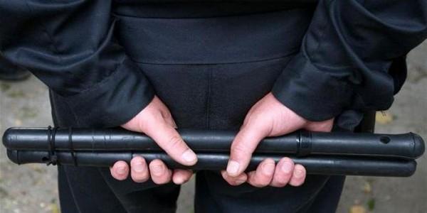 Применение специальных средств сотрудниками полиции